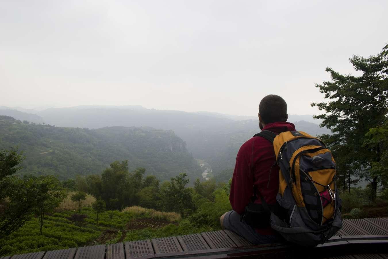 Xinchang Peaks, China