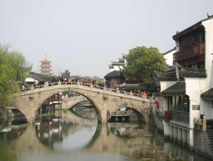 Qibao - An Ancient Water Town in Shanghai