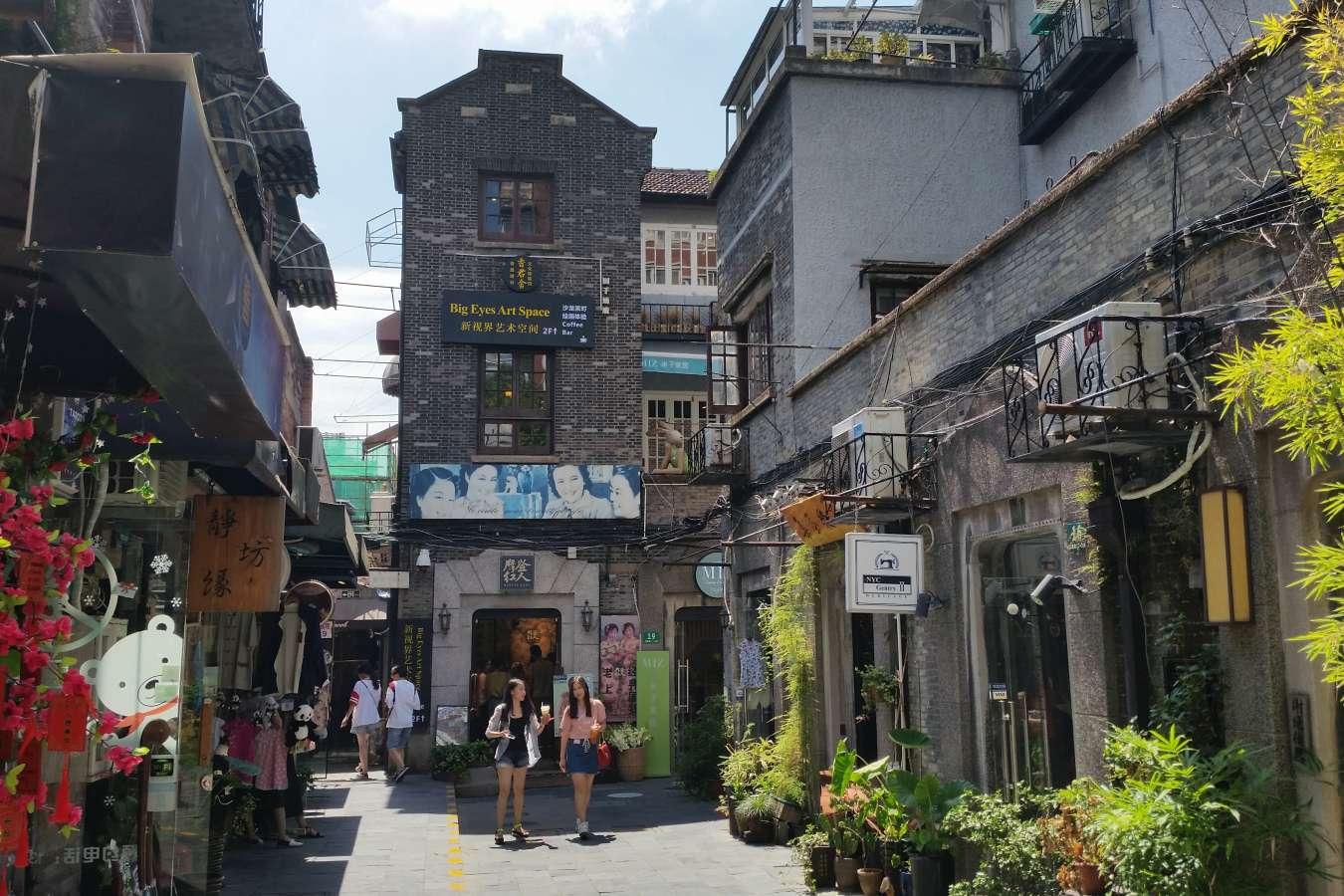 TianziFang - An Endless Maze of Treats and Trinkets
