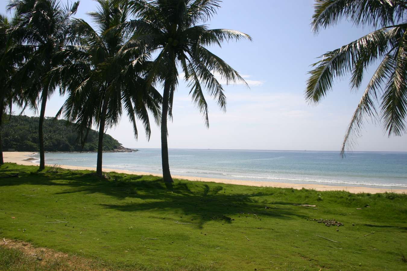 Riyue Bay, Main Left Surf spot