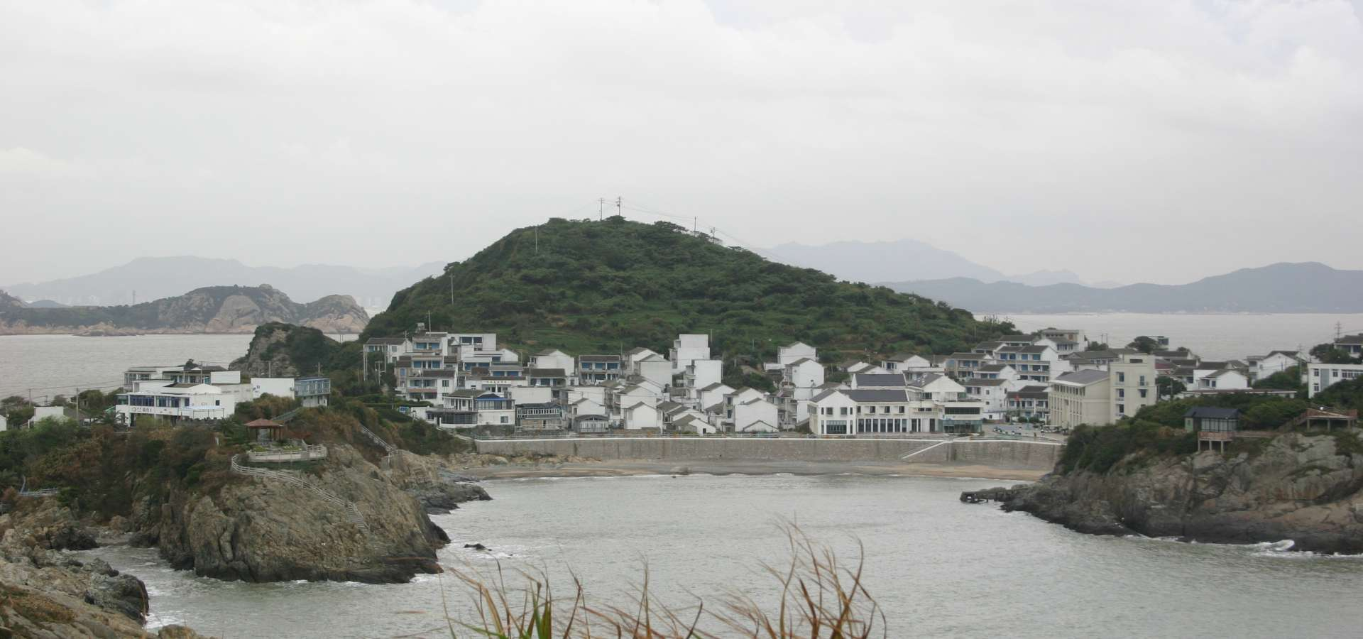 Baisha Island - The West Coast Town in China