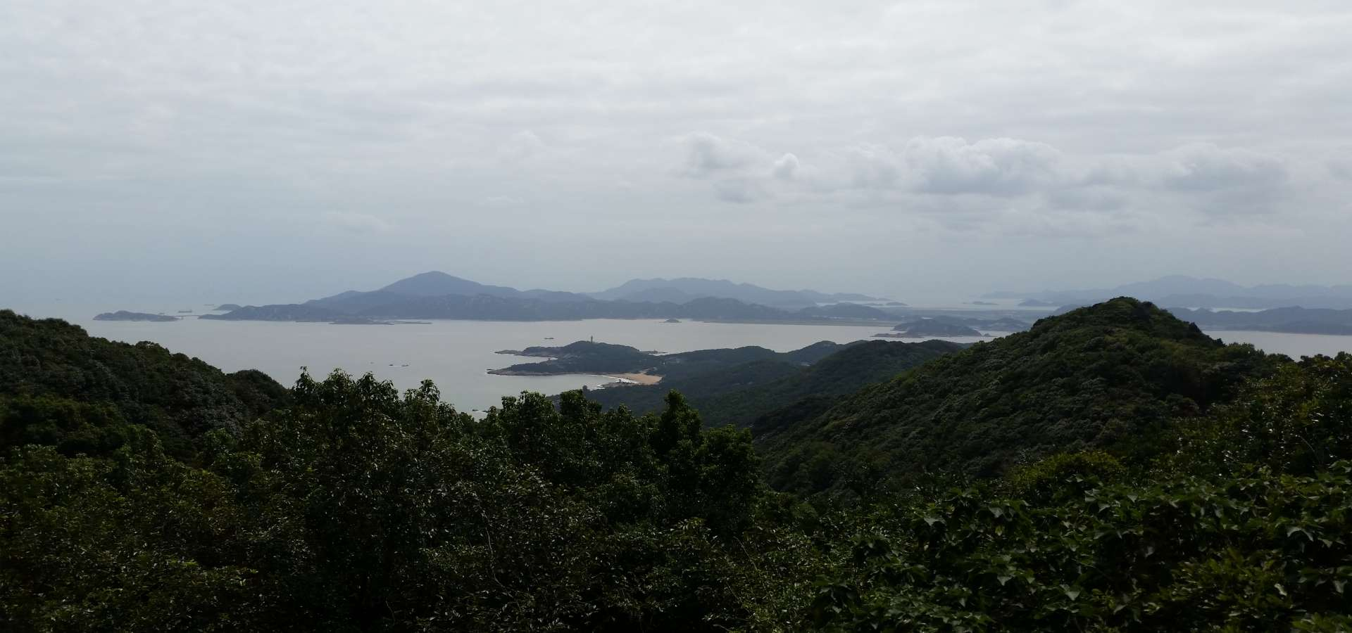Zhoushan Escape